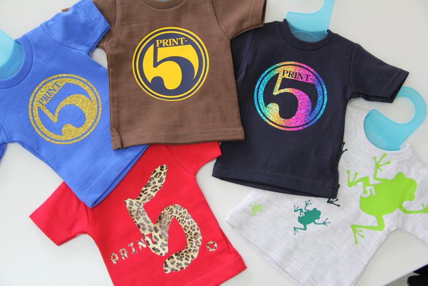 Tシャツ1枚980円〜!!のイメージ
