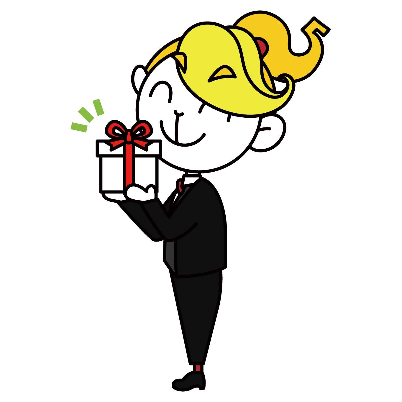 記念品・プレゼントに!!のイメージ